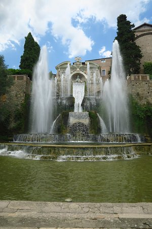 B&B Il Casale Dei Fiori: Villa d'Este