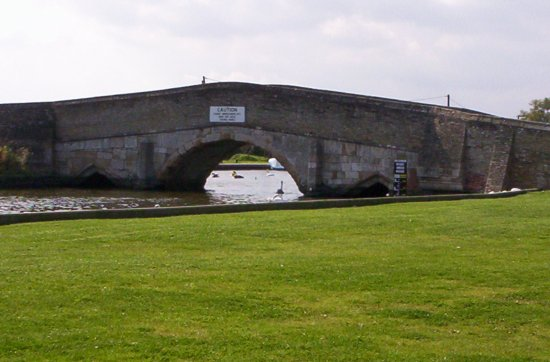 The Bridge at Potter Heigham