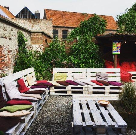 Knesselare, Bélgica: De Hoppeschuur