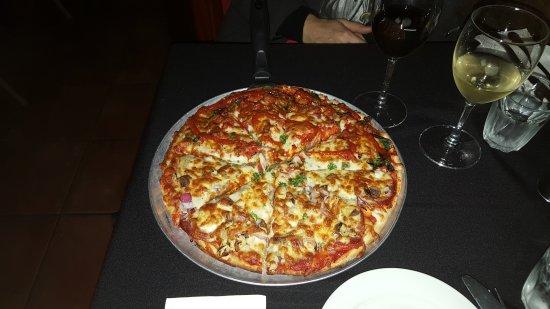 Mapleton, Australia: Perfect Pizza
