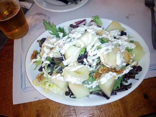 El Cafetín : Ensalada exótica de melón