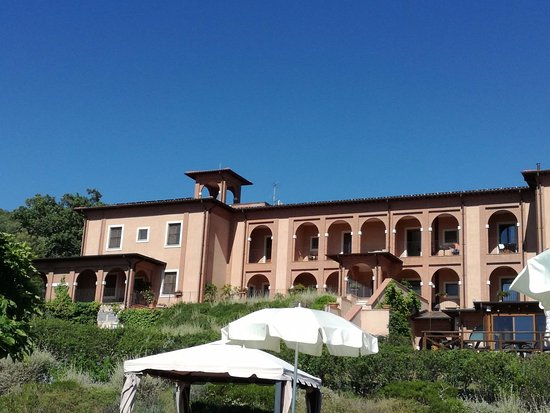 Saturnia Tuscany Hotel Picture