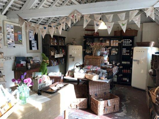 Osbaston, UK: Shop