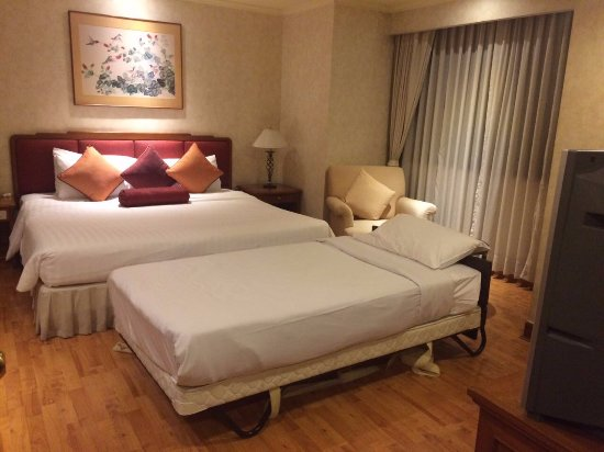 Rembrandt Towers Serviced Apartments: My room