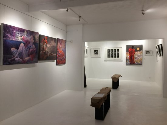 Chartwell, South Africa: Helen Day Solo Exhibition
