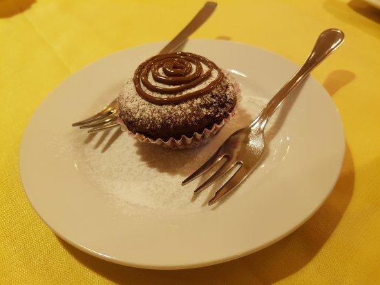 Monticchio Bagni, Italy: I dolci