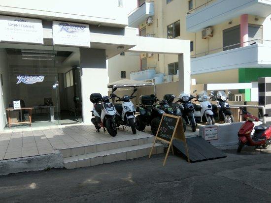Rider Moto Rentals