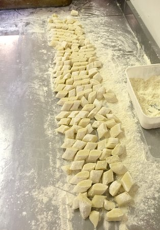 Gnocchi making day
