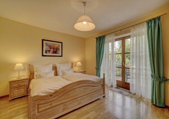 Spiegelau, Tyskland: Schlafzimmer Wohnung Lusen