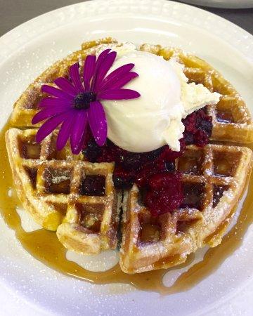 Wangaratta, Австралия: Waffles