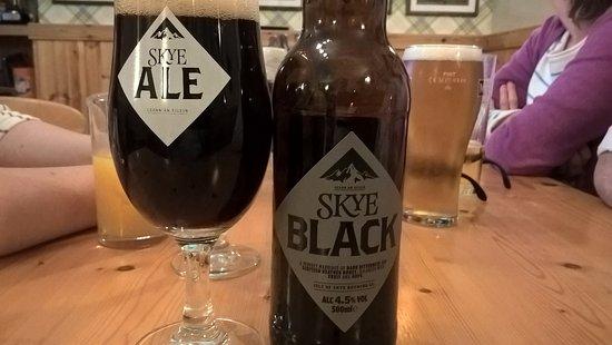 Tongue, UK: Skye Black is like a good mild