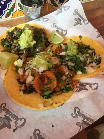 Wow, amazing tacos
