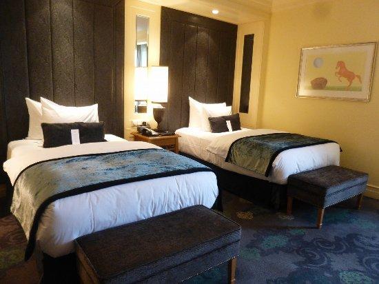 Hotel Kamp: 両親が泊まったお部屋
