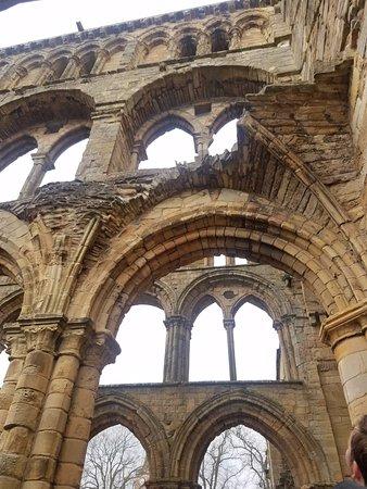 Jedburgh, UK: Arches