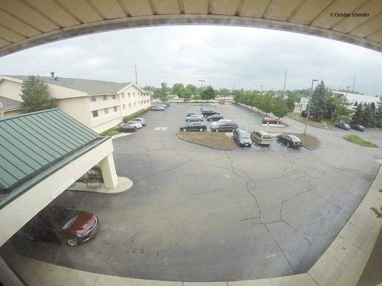 ฟาร์มิงตันฮิลส์, มิชิแกน: Estacionamento gratuito