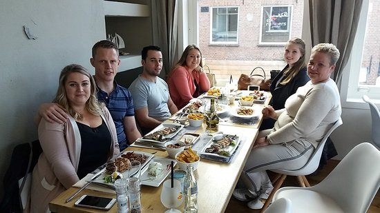 Gorinchem, เนเธอร์แลนด์: Fraai gepresenteerd