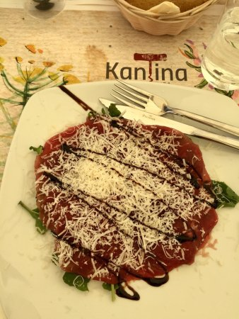 Restaurant kantina pula picture of restaurant kantina for Food bar kantina