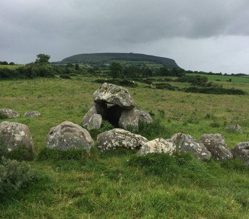 Carrowmore Megalithic Cemetery: Hard to get excited