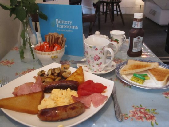 Newent, UK: Full English Breakfast