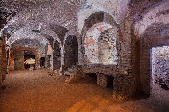 Catacombe di Priscilla