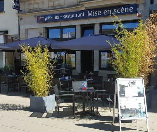 Esch-sur-Alzette, Λουξεμβούργο: mise en scene
