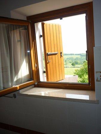 فينيتو, إيطاليا: finestra con vista