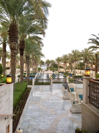 One&Only The Palm Dubai: Fabulous stay at the One&Only the palm in June 2017