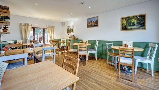 Roots shoots garden centre ipswich omd men om for Garden rooms ipswich
