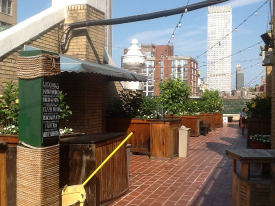 roof terrace picture of shelburne nyc an affinia hotel new york