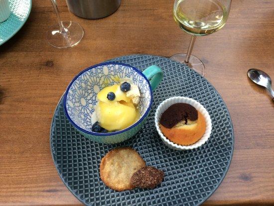 Hotel The Oak: Heerlijke desserts !