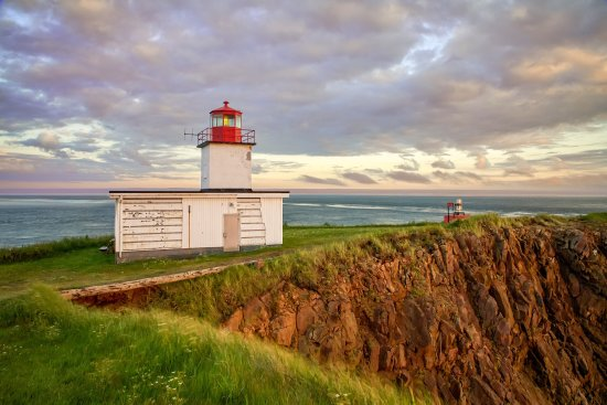 Advocate Harbour, Canada: Cape d'Or Lighthouse