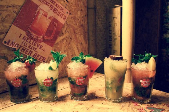Congleton, UK: Havana Club Mojitos