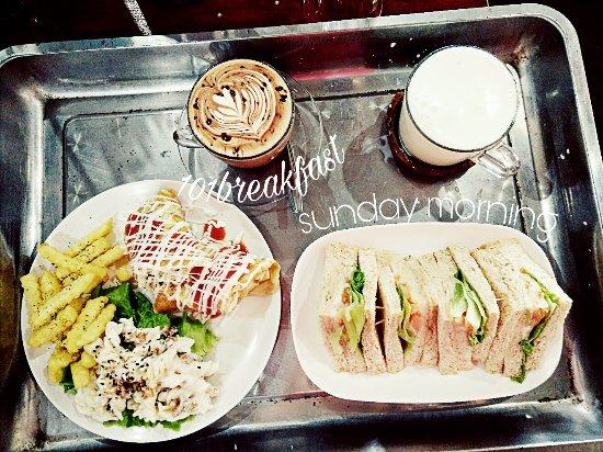 Tawau, Malaysia: 101 Breakfast