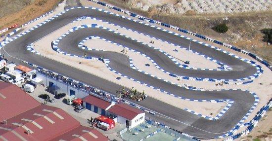 Circuito Karts Santos De La Humosa : Karting club los santos de la humosa qué