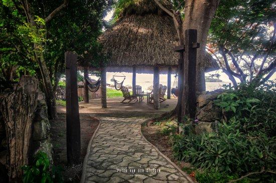 Altagracia, Nicaragua: Way to the beach