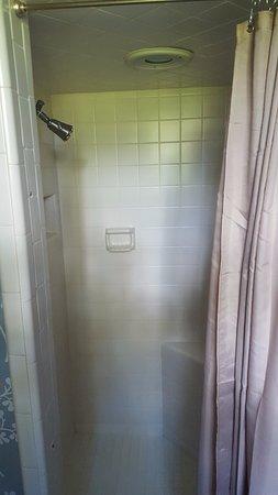 Elizabethtown, Carolina del Norte: doccia