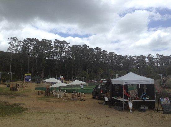 Mangawhai, New Zealand: Opening year - summer of 2016/2017