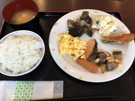Sapporo Clark Hotel: ある朝の朝食