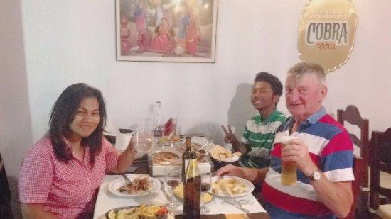 Jaipur: Dinner