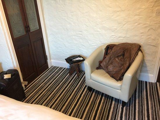 Redruth, UK: Bedroom