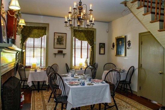 Burlington, เคนตั๊กกี้: Dining room