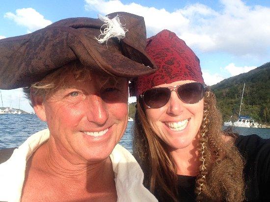 โรดทาวน์, Tortola: Jack and Jaimey