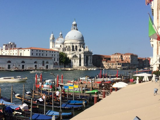 Hotel Monaco & Grand Canal: View from the balcony of room 125.