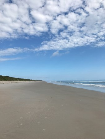 Canaveral National Seashore : Beach to myself