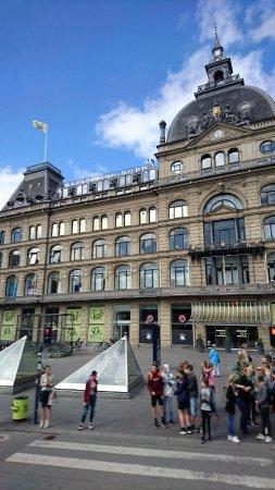 Copenhagen Region, เดนมาร์ก: Magasin du Nord百貨公司外照