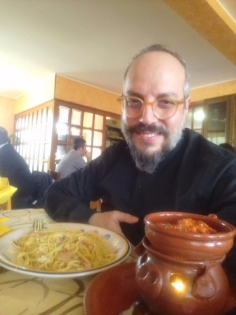 Rosarno, Italia: Buoni i crostini con la Nduja...😋😋😋