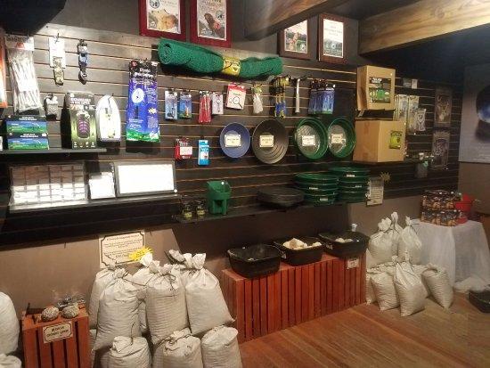 Philipsburg, MT: Mining equipment and Gravel bags