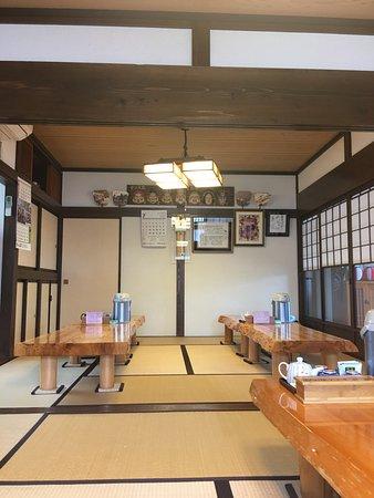 Oishida-machi, Japonya: 店内の雰囲気