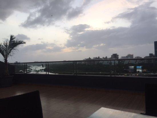 The Westin Pune Koregaon Park: Balcony