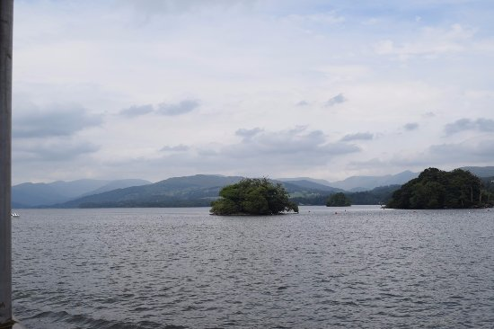Bowness-on-Windermere, UK: Islands